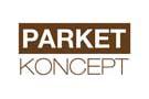 Parket koncept logo